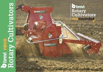 Cultivators Range - Reco