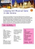 Starten Sie mit  uns in´s Reisejahr 2010 - Melchinger Reisen - Page 4