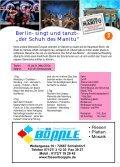 Starten Sie mit  uns in´s Reisejahr 2010 - Melchinger Reisen - Page 6
