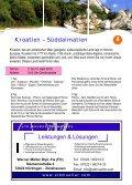 Starten Sie mit  uns in´s Reisejahr 2010 - Melchinger Reisen - Page 7