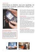 Lejuplādējiet Servisa un risinājumu bukletu latviesu valodā - Page 6