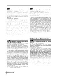 H_Biomolecular and Metabolic Engineering