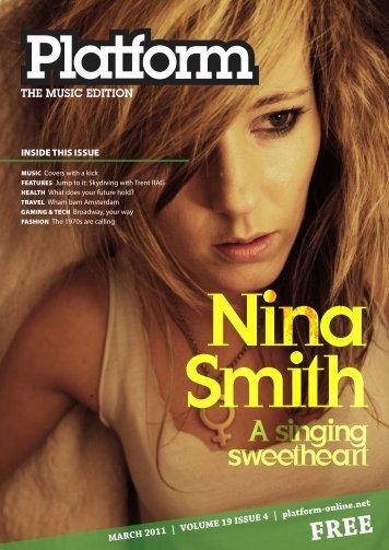 Issue 4 – March 2011 - Platform Online