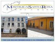 Caso de Exito Mayolica Santa Rosa.