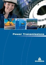 Power Transmissions - MS Spinex