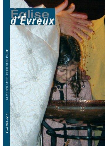 4 mai 2009 - Diocèse d'Evreux