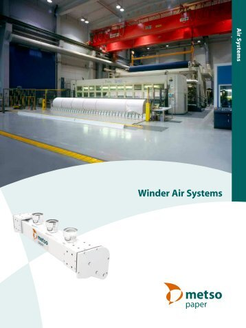 Winder Air Systems - Metso