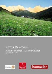 ATTA Pre-Tour