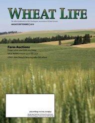 August/September - Wheat Life