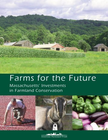 Farms for the Future: Massachusetts - American Farmland Trust