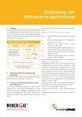 Leistungsgarantie Haustechnik - Minergie - Seite 6