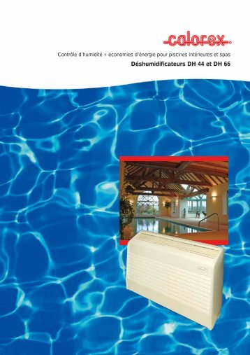 download Product Brochure - Calorex