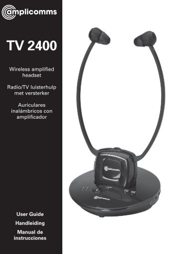 TV 2400 - Action On Hearing Loss