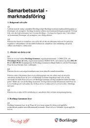 Samarbetsavtal - marknadsföring.pdf - Borlänge kommun
