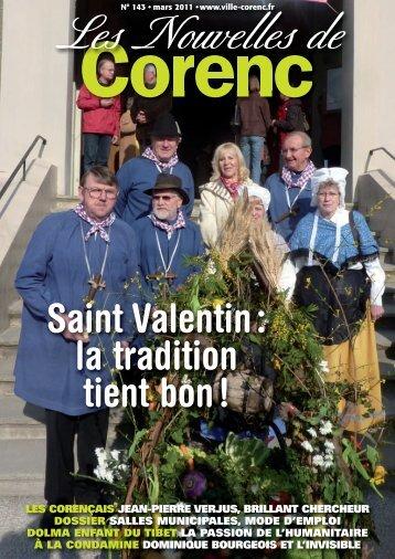 Saint Valentin - Corenc