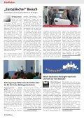 """So """"schmeckt"""" Schule - MH Bayern - Seite 6"""