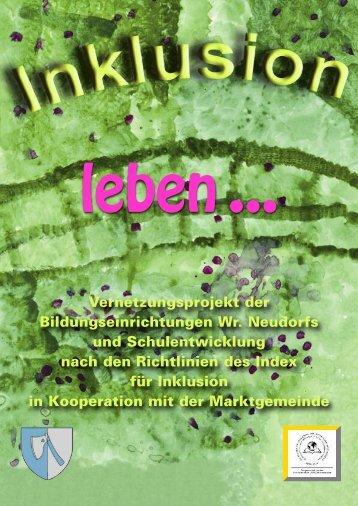 Inklusion leben.... - Wiener Neudorf
