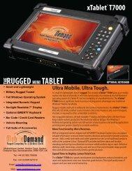 RUGGEDMINI TABLET - MobileWorxs