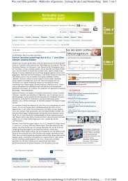 Seite 1 von 3 Wie vom Blitz getroffen - Märkische Allgemeine ...
