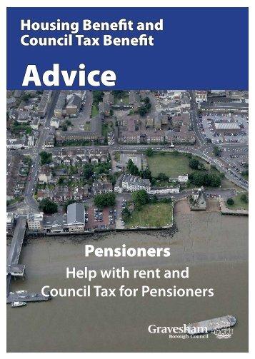Pensioners - Gravesham Borough Council