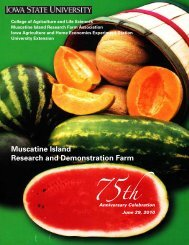 Download the Book - College of Agriculture - Iowa State University