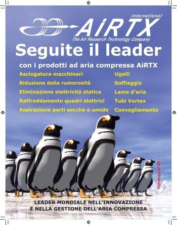 Catalogo AiRTX 2008 - Oil Service