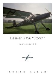 "Fieseler Fi 156 ""Storch"" - Home page di Paolo Severin"