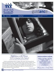 May - June 2012 - Adoption Network Cleveland