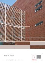 Terracotta façades - Moeding Keramikfassaden GmbH
