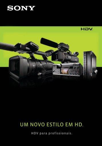 UM NOVO ESTILO EM HD.