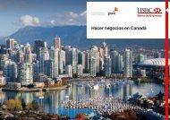 Hacer negocios en Canadá - HSBC Global Connections