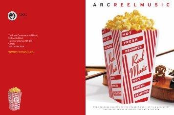 ARC Reel Music_FA3 - ARC Ensemble
