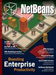 Full NetBeans Magazine, Second Edition