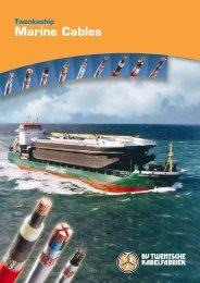 Twenkaship Marine Cables - TKD-KABEL | Продукция
