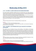ASEM Development Conference II Conference Programme - TEIN3 - Page 6