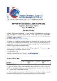 Ca. 0.9Mo - Université des Antilles et de la Guyane