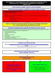 Dementia in Primary Care - Guidelines for Prevention, Early ...