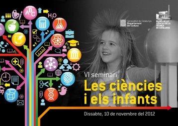 Les ciències i els infants - mNACTEC
