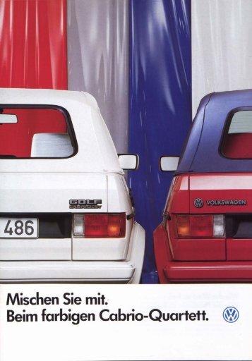Mischen Sie mit - Volkswagen Classic