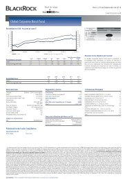 Fact Sheet Institutional US Dollar Ultra Short Bond Fund