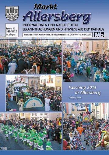 OKTOBER 2012 | MARKT ALLERSBERG - SEIFERT Medien