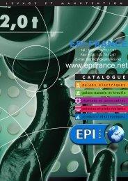 EPI FRANCE - contact@epi-groupe.com