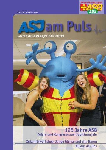 Download ASJB Puls 3_2013_Web.pdf ca. 3944 Kb - Arbeiter ...