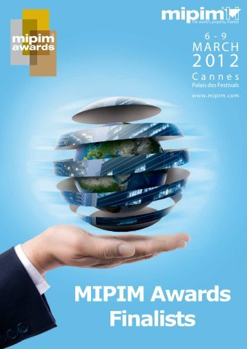 MIPIM Awards Finalists