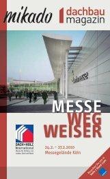 MESSE WEG WEISER - Mikado