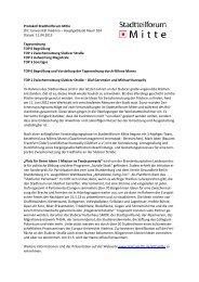 Protokoll der Sitzung am 11. April 2013