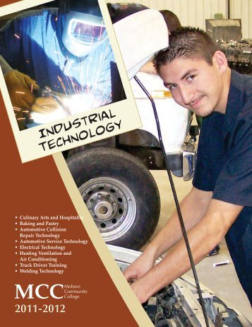 Industrial Technology - Mohave Community College