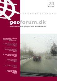 74 geoforum.dk - GeoForum Danmark