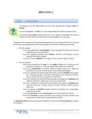 HÉPATITE C - Portail VIH / sida du Québec