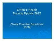 Download PDF - Catholic Health System